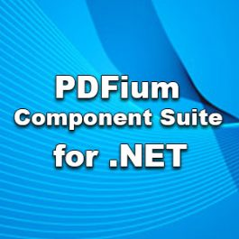 PDFium Component Suite for .NET 2.1