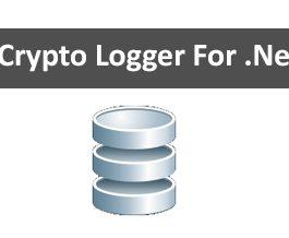 Crypto Logger For .Net 2010 Build 611718