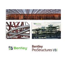 Bentley ProStructures V8i SS8 08.11.14.195
