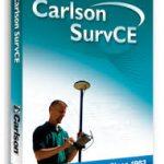 Carlson SurvCE 5.01