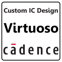 Cadence IC Design Virtuoso 06.17.721 / Spectre 17.10.124