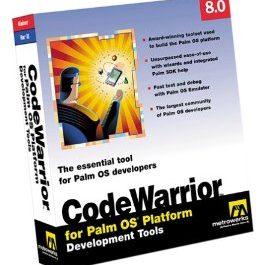 CodeWarrior Pro 8.0