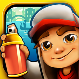 Subway Surfers 1.51.1 for Android +2.3.3