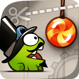 Cut the Rope Time Travel Mega Mod 1.4.9 for Android +4.0