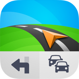 GPS Navigation and Maps Sygic 17.3.8 for Android +4.0