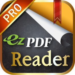 ezPDF Reader Pro 2.6.8.0 for Android +2.1
