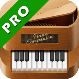 Piano Companion PRO chords 5.3.1225 for Android +2.1