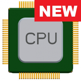 CPU X System and Hardware info 1.40 for Android +4.1