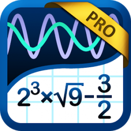 Graphing Calculator PRO /EDU 4.6.112 for Android +2.1