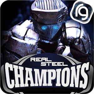 Real Steel Champions 1.0.169 for Android +2.3