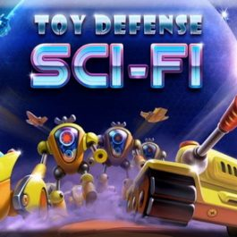 Toy Defense 4: Sci-Fi Strategy 1.9.0 for Android +3.0