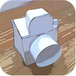 Paper Camera 4.4.4 for Android +2.1