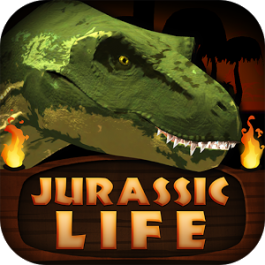 Jurassic Life T Rex Simulator 1.2 for Android +2.0.1