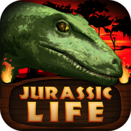 Jurassic Life Velociraptor 1.1 for Android +2.0.1
