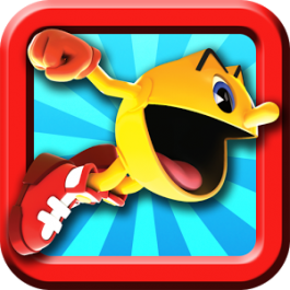 PAC MAN DASH 1.2.0 for Android +2.3.3