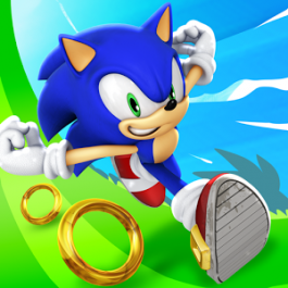 Sonic Dash 2.11.0.Go for Android +2.3.3