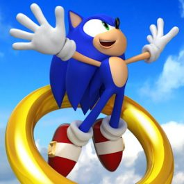 Sonic Jump 1.5 for Android +2.3.3