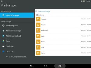 asus file manager 1