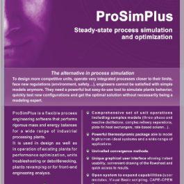 ProSimPlus 1.9.20.0