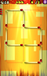 Matches Puzzle Game 2