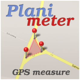 Planimeter GPS area measure 4.5.4 for Android +2.0