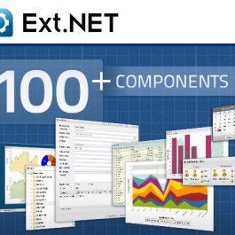 Ext.NET Pro 4.2.0 MVC & WebForms - Fixed