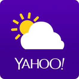 Yahoo Weather 1.5.4 for Android +4.0.3