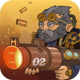 Steampunk Defense Premium 1.8.3 for Android +4.0