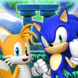 Sonic 4 Episode II 1.5 for Android +2.3