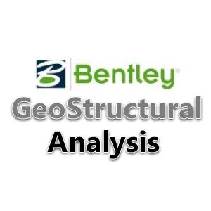 bentley geostructural analysis ru
