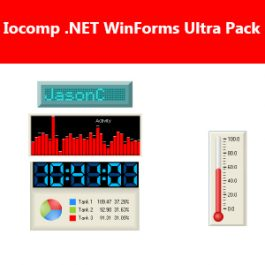 IOcomp .Net WinForms Ultra Pack SP1 4.0.2