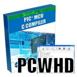 PIC C Compiler (CCS PCWHD) 5.049