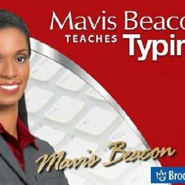 Mavis Beacon Teaches Typing Platinum 25th Anniversary Edition