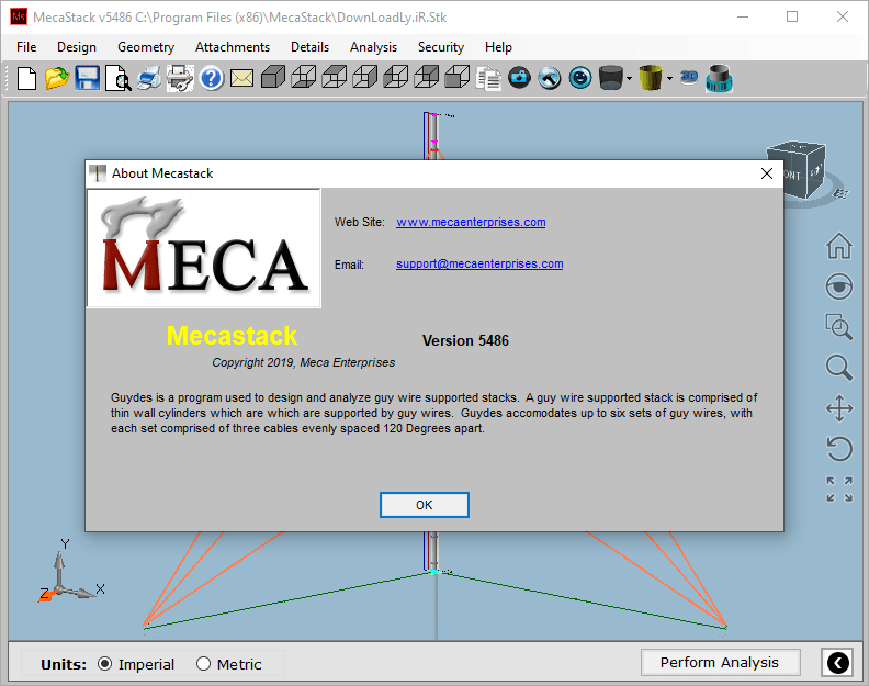 MecaStack screenshot