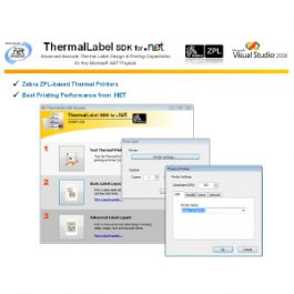 Neodynamic ThermalLabel SDK for .NET 6.0.3516.120