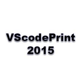 VScodePrint 2017 v17.0.9 Revision 17037