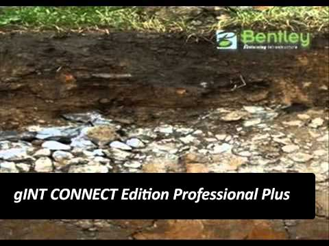 Bentley gINT CONNECT Edition Professional Plus 10.00.00.69