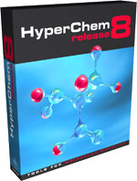 HyperCube HyperChem Professional 8.0.10 + Video Tutorials