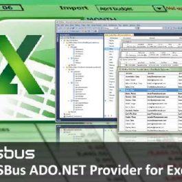 RSSBus ADO.NET Provider for Excel v1.0.5155