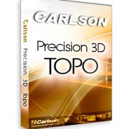Carlson Precision 3D Topo 2016.2