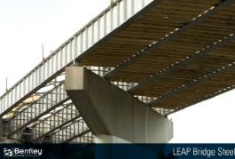 Bentley LEAP Bridge Steel/Concrete CONNECT Edition 18.02.00.12