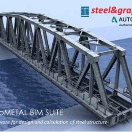 Steel & Graphics TecnoMETAL BIM Suite 2015