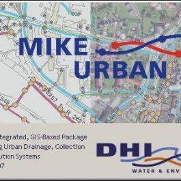 DHI MIKE Urban 2014 SP3 x86/x64