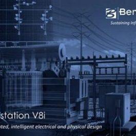 Bentley Substation V8i SS8 v08.11.13.140 Update 2