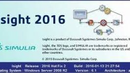 DS SIMULIA Isight 2017 HF2 Windows/Linux
