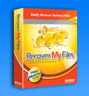 GetData Recover My Files 5.2.1.1964 Professional Edition