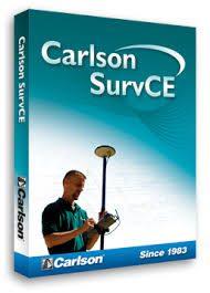 Carlson SurvCE 5.01 + Data Collectors