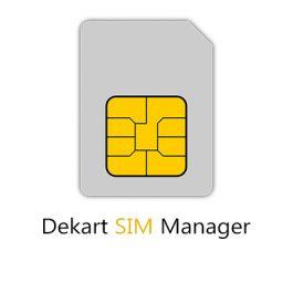 Dekart SIM Manager 3.3