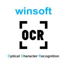 Winsoft Optical Character Recognition (OCR) 6.9 Full Source D5-D10.1