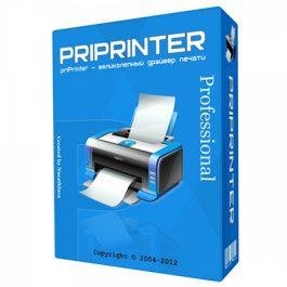 priPrinter Professional 6.4.0.2454 Multilingual
